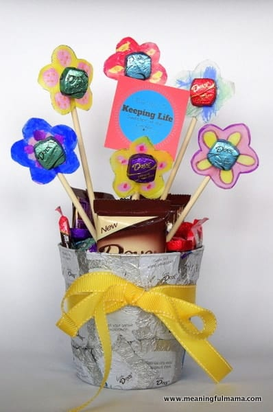 1-homemade mother's day gifts Dove chocolate #SharetheDOVE Apr 23, 2014, 9-030