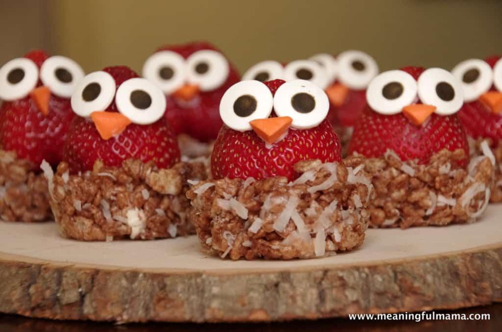 1-owl strawberries food philadelphia cream cheese spread Mar 31, 2014, 2-054