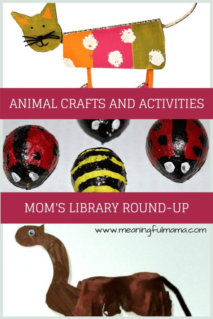 Animal Crafts 2 and Activities