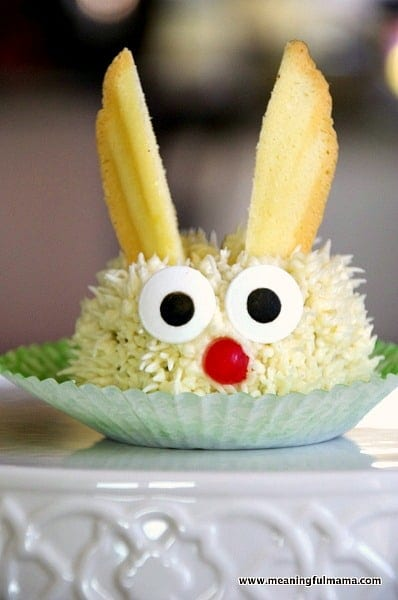 20 Unique Activities to Do While Your Family is in Quarantine - bunny cupcake baking