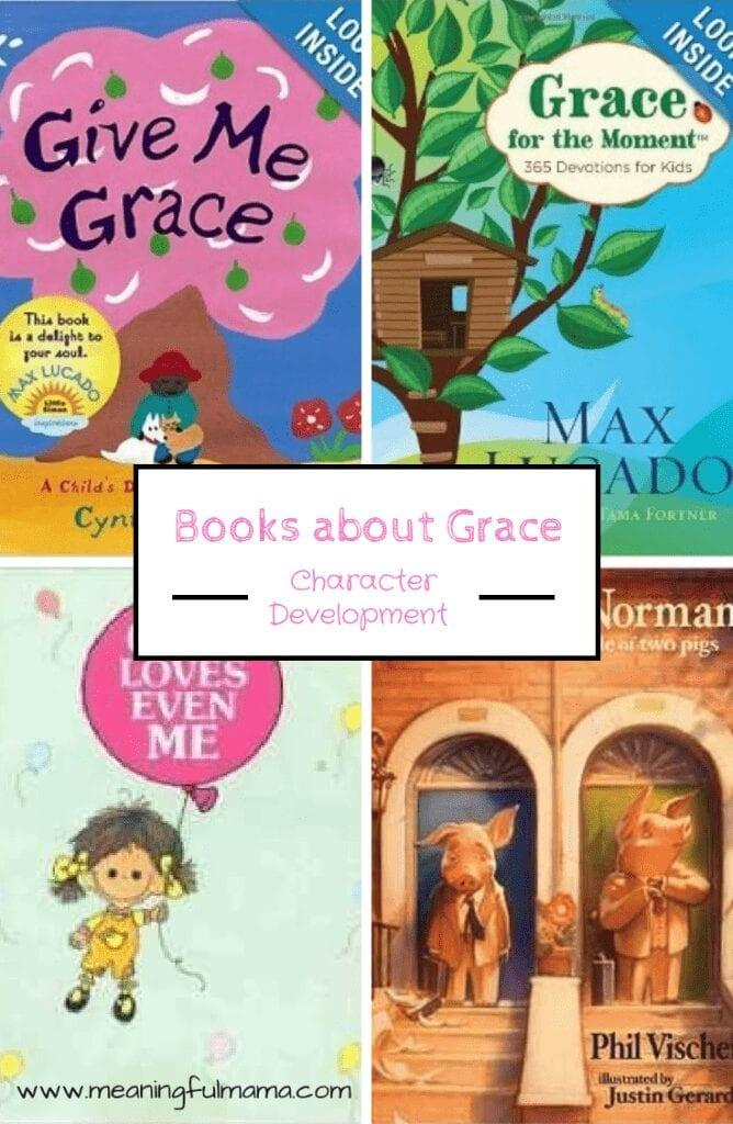 Kids Books about Grace