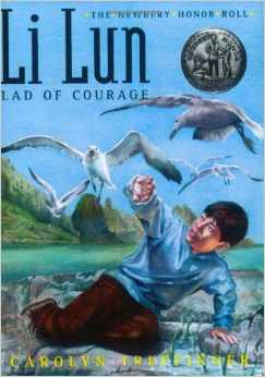 Li Lun Lad of Courage