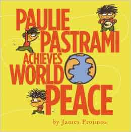 Paulie Pastrami Achieves World Peace Review