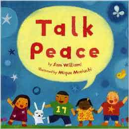 Talk Peace Sam Williams