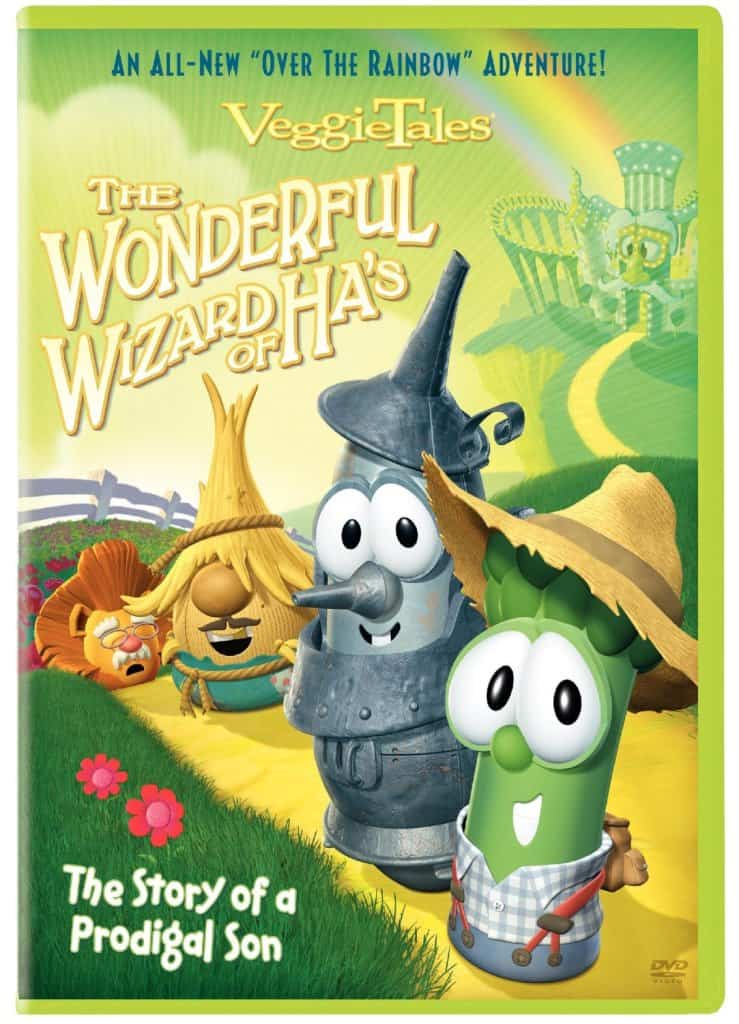 Wizard of Ha's Veggie Tales