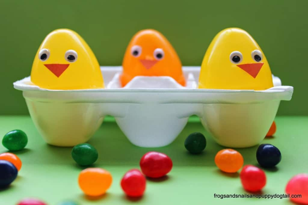 chick craft easter