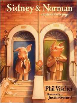 sidney and norman a tale of two pigs