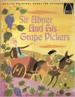 sir abner and his grape pickers