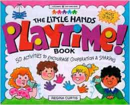 the little hands playtime book curtis