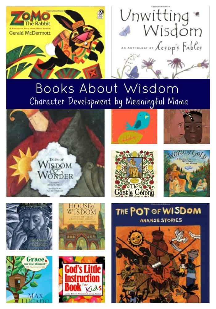 books about wisdom for kids