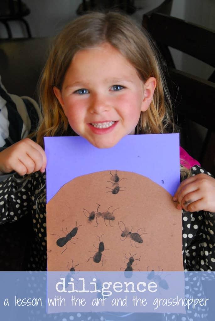 #diligence #teaching kids #ant #fingerprints-015