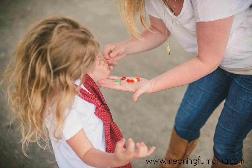 father's day photo ideas bring candy