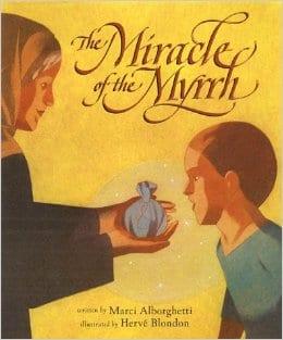 the miracle of the myrrh