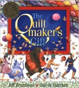 the quilt maker's gift