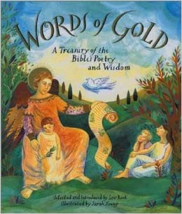 words of gold bible poetry and wisdom