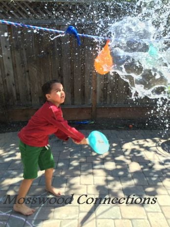 Waterballoon Pinatas