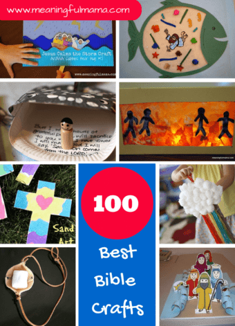 best bible crafts for kids