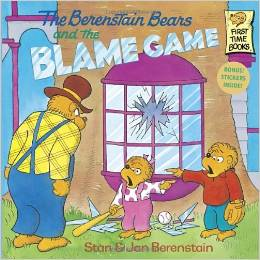 blame game books aobut responsibility