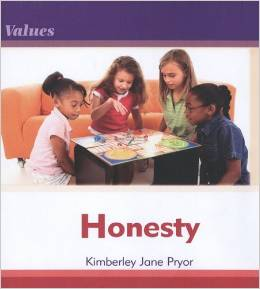 honesty values books about pryor
