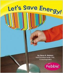 let's save energy books about responsibility