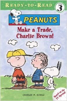 make a trade, charlie brown