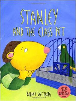 stanley and the class pet books aobut responsibility
