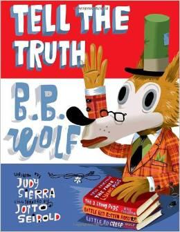 tell the truth b.b. wolf