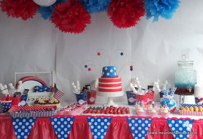 1 Fourth Of July Party Decorations 2017 Jul 4 004