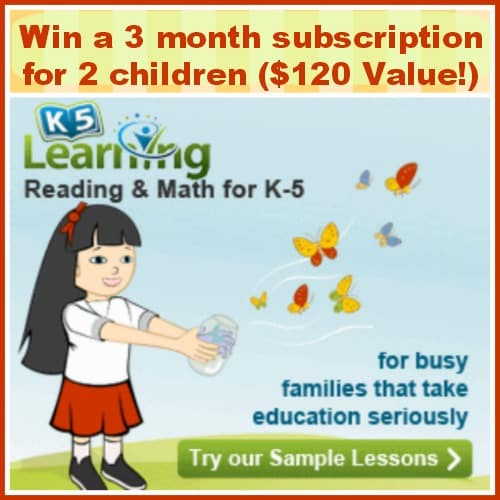 K5-Learning-Giveaway