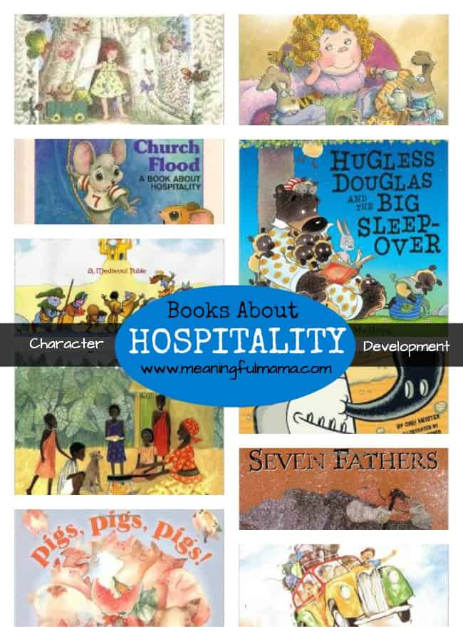 books about hospitality