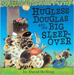 hugless douglas and the big sleep over