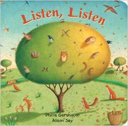 listen listen books about paying attention
