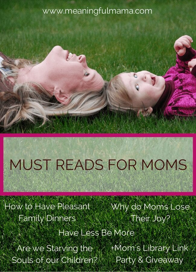 must reads for mom