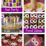 Food Ideas for an Owl Party