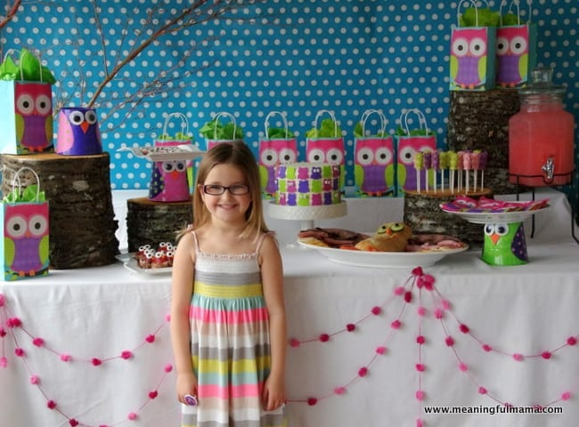 Birthday Party Decorations 5 Year Old