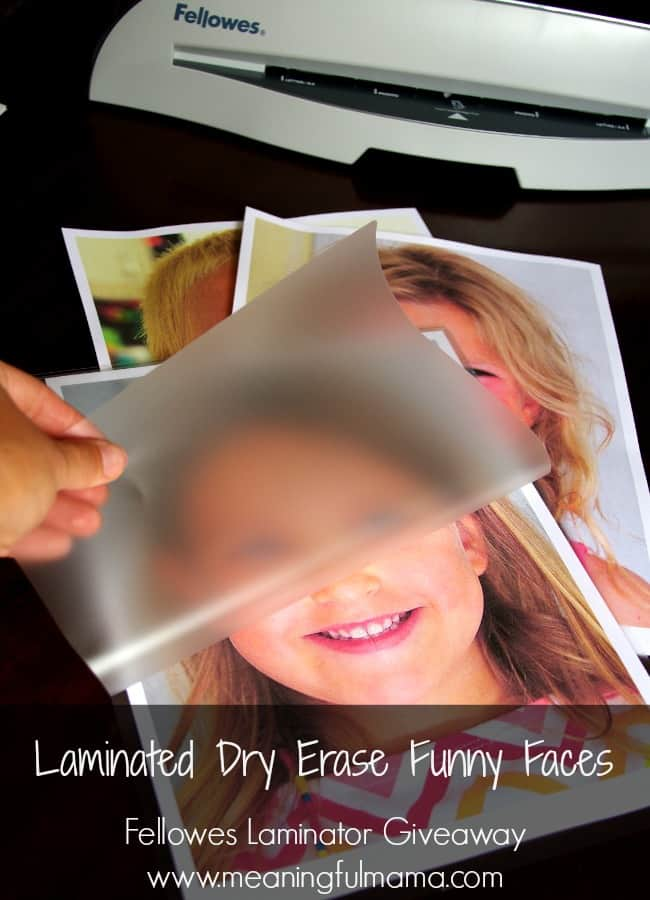 laminated dry erase funny faces fellows review