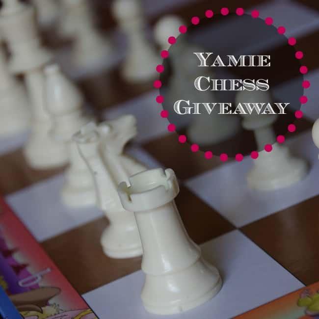 yamie chess giveaway