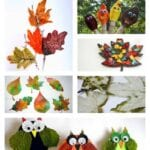 50 Leaf Crafts and Activities and Mega Cash Giveaway