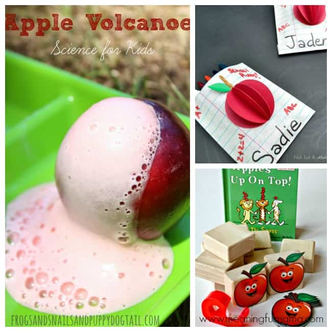 apple activities and crafts