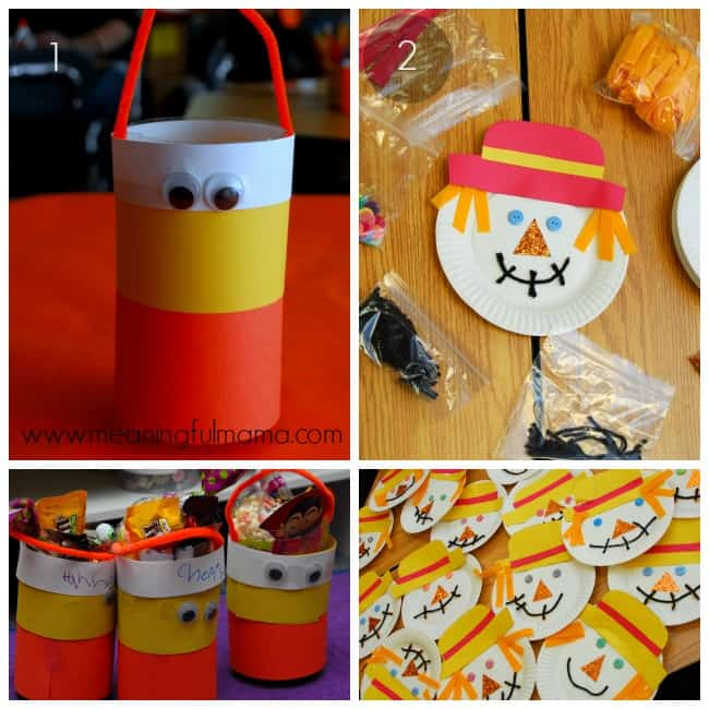 craft ideas for harvest party