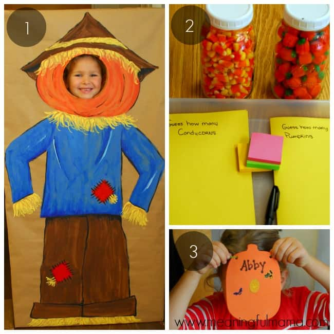 harvest party activity ideas