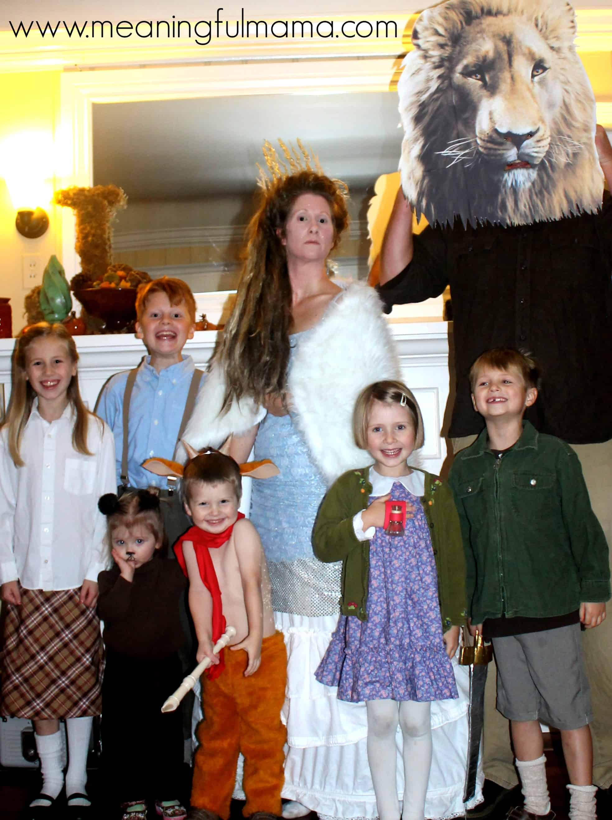 sc 1 st  Meaningful Mama & 15 Creative Family Costume Ideas