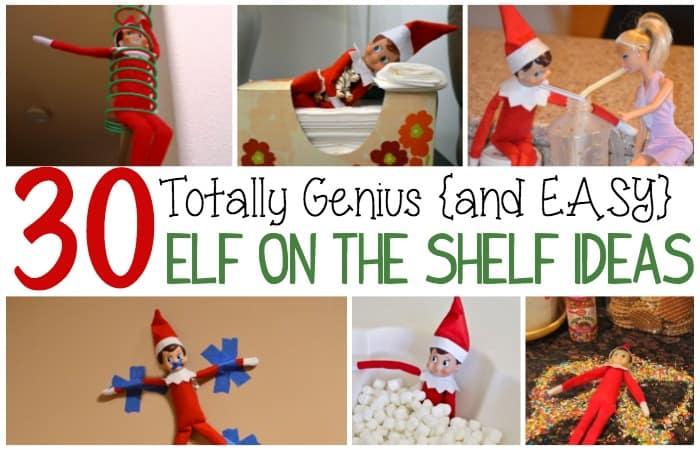 30-totally-genius-easy-elf-on-the-shelf-ideas