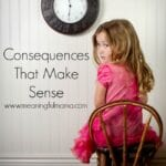 Consequences that Make Sense
