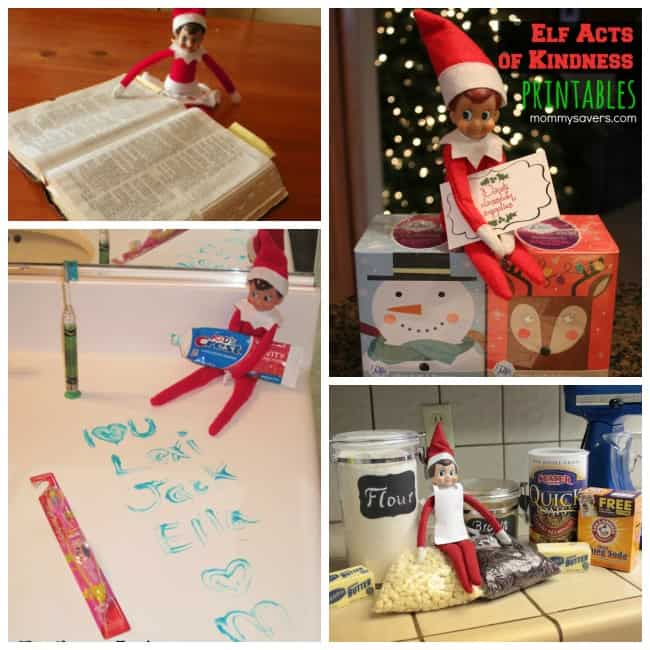 elf on the shelf alternative nice kindness