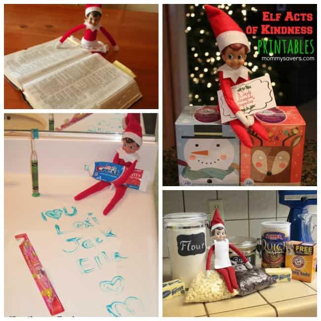elf on the shelf alternative nice kindness