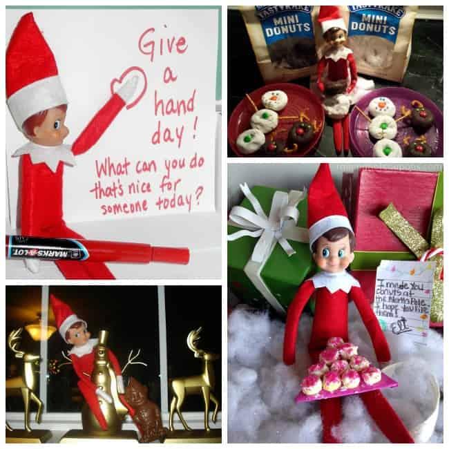 elf on the shelf nice kindness alternatives