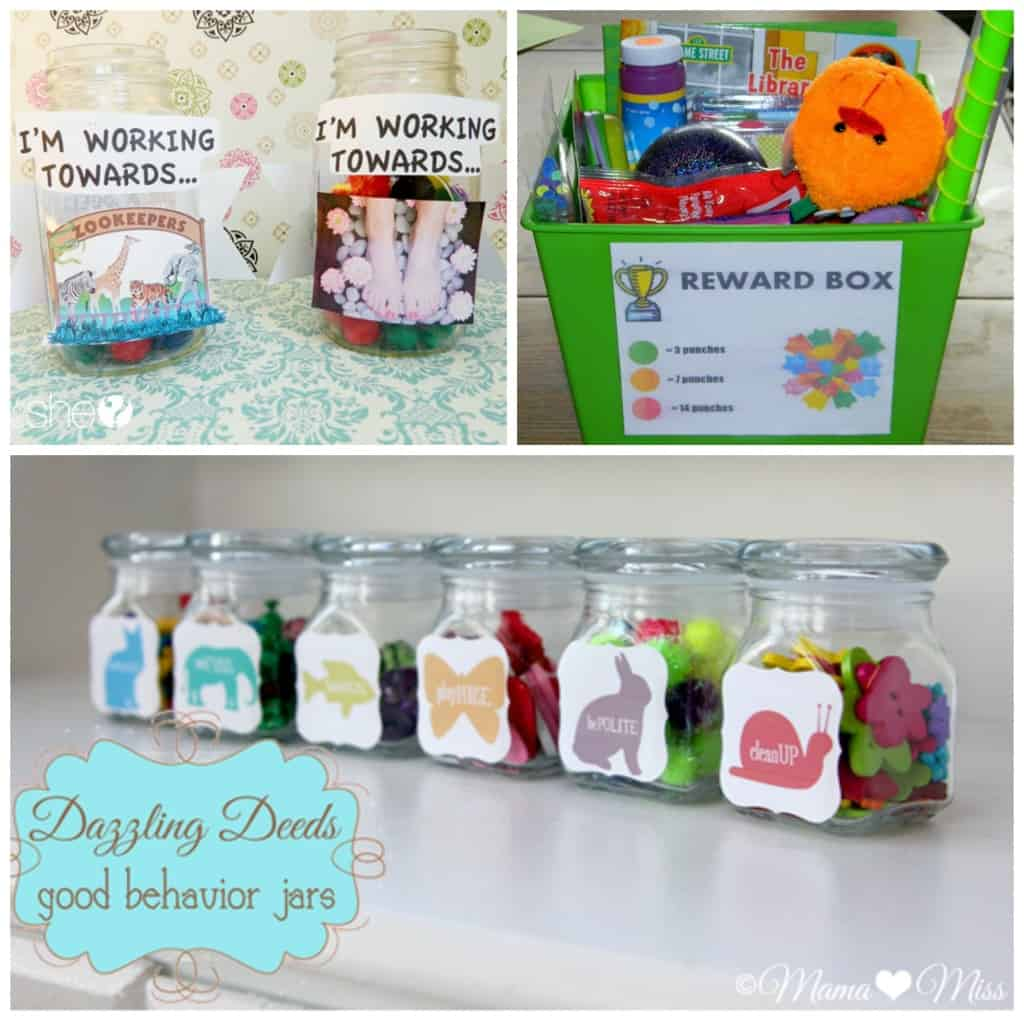 positive reinforcement kids reward ideas