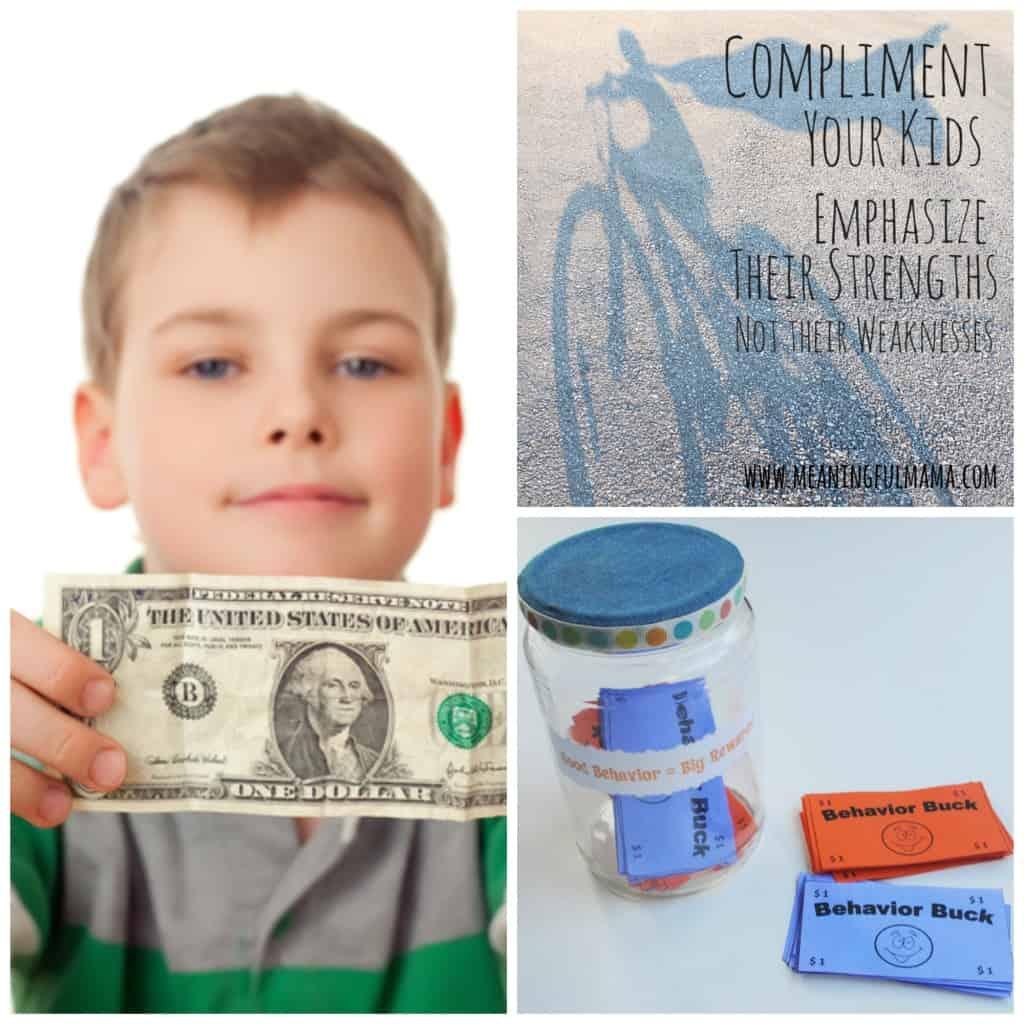 positive rewards kids reinforcement