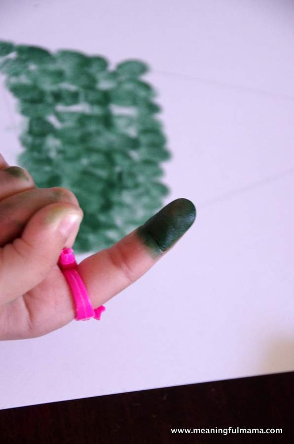 1-Christmas Tree Fingerprint craft Nov 11, 2014, 12-53 PM
